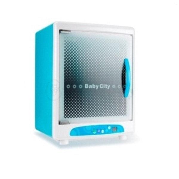Baby City紫外線消毒烘乾鍋 BB12010【六甲媽咪】