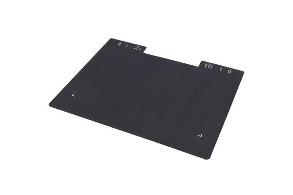 SV600專用黑色背景墊