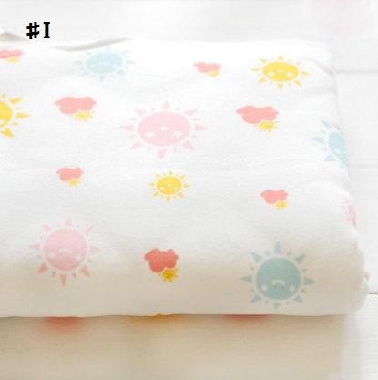 嬰兒【精梳棉】床包。嬰兒床單。嬰兒床罩-I最愛晴天