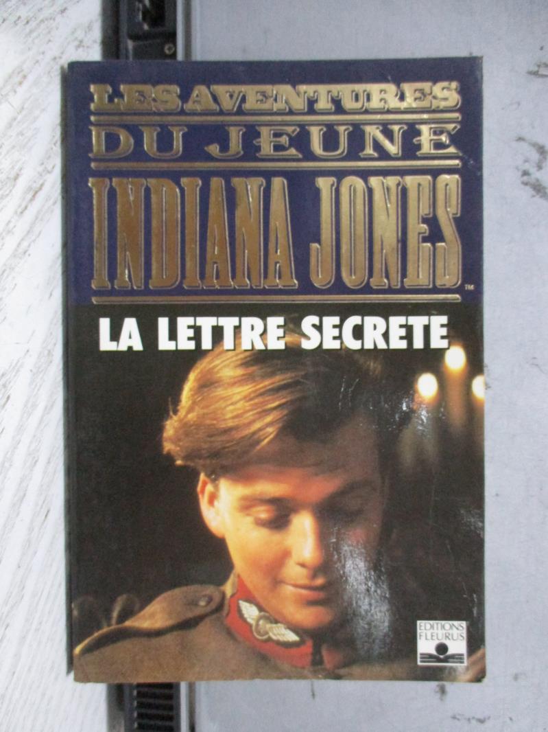 【書寶二手書T1/原文小說_NCY】La lettre secr?te_George