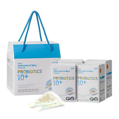 益生菌 Probiotics 10+Plus