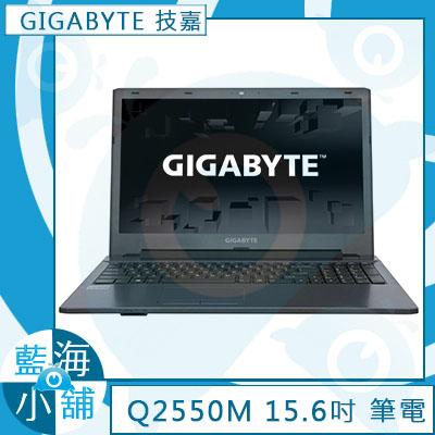 GIGABYTE技嘉 Q2550M 筆記型電腦 ◆ Intel Pentium N3530 處理器 ◆ 4G 記憶體 ◆ 1TB 大容量硬碟 -0L16S090650TW(客訂)