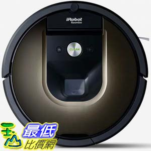 [104美國直購] iRobot Roomba 980 Vacuum Cleaning Robot 第9代掃地機器人吸塵器