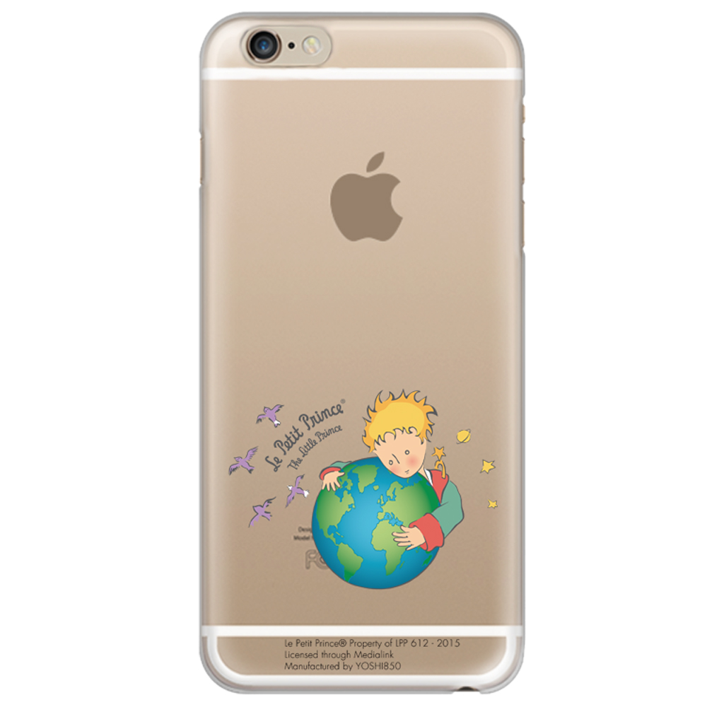 【YOSHI 850】小王子授權系列【第七個星球-地球】TPU手機保護殼/手機殼《 iPhone/Samsung/HTC/LG/ASUS/Sony/小米/OPPO 》
