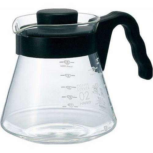 【百倉日本舖】日本製 HARIO V60咖啡壺/耐熱玻璃壺/玻璃咖啡壺/微波玻璃壺/泡茶壺