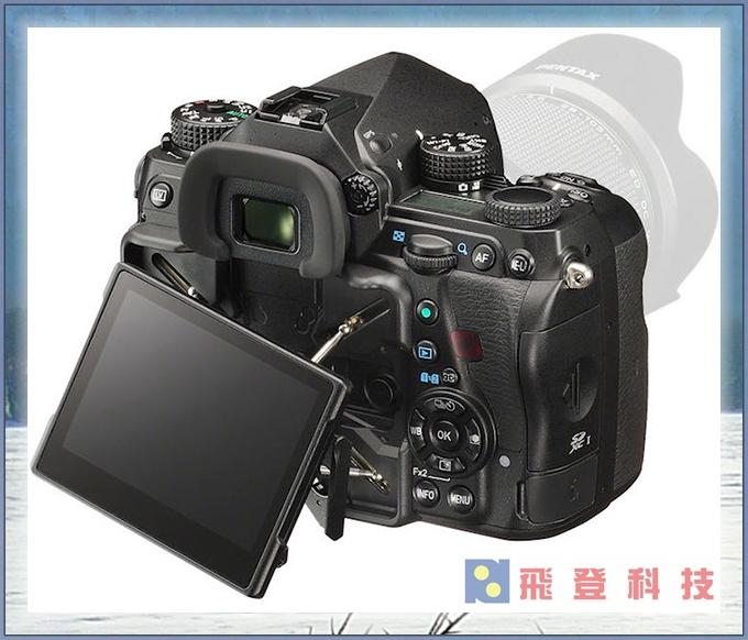 【翻轉相機】上網登錄送好禮 單機身 最佳全片幅高階數位單眼相機  - PENTAX K-1 另送64G卡*2張(廣穎U1/50M),精美運動水壺 含稅公司貨開發票