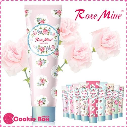韓國 EVAS 玫瑰 香水 護手霜 香氛 多款 60g *餅乾盒子*