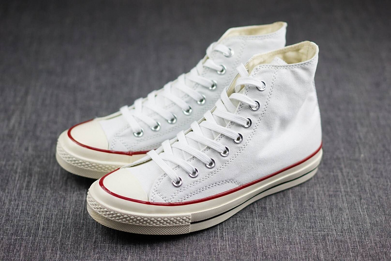converse All star 1970 first string 白色 高筒