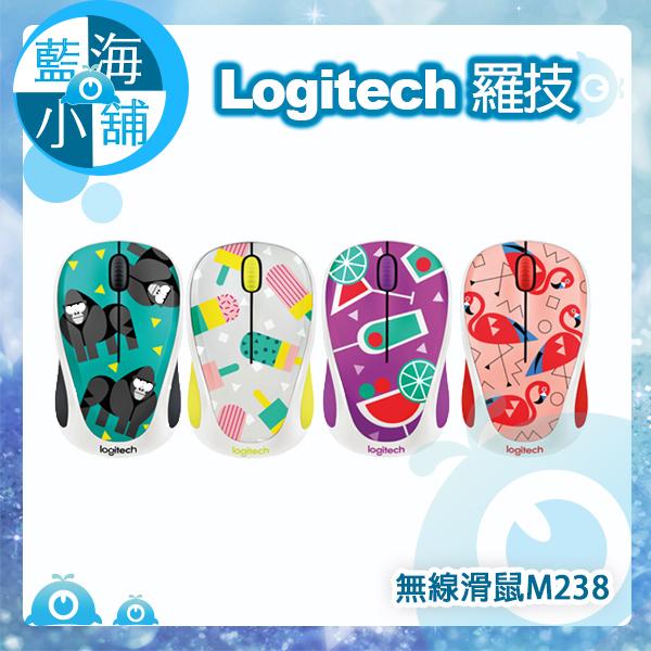 Logitech 羅技 M238無線滑鼠