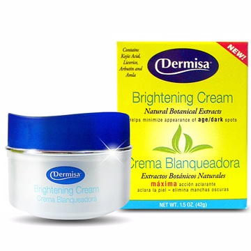 素晴館 Dermisa 全亮白淡斑霜 (42g/個)
