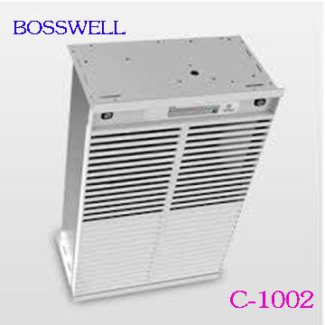 博士韋爾 BOSSWELL 回風型空氣清淨機 C-1002  殺菌除塵 / 去除過敏源 / 吸附香煙中有害物質 / 降低異味