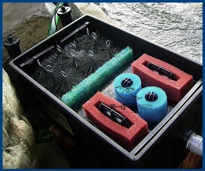 [第一佳水族寵物] 佳寶JEBO UV殺菌除藻 生化魚池過濾器 PF-100型來電超級特惠價