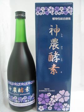 大和~神農酵素720ml/罐~特惠中