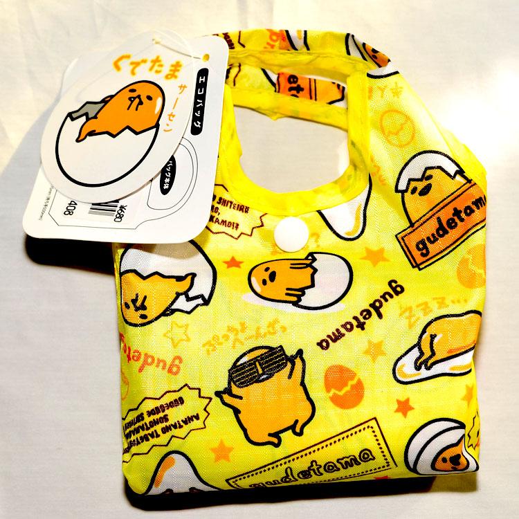 蛋黃哥 環保購物袋 日本帶回正版品