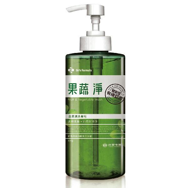 台塑生醫 Dr's Formula 果蔬淨 420g (九聯百貨)