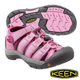 【預購】Keen Newport H2 兒童護趾水陸 兩用鞋 粉紅 1012315