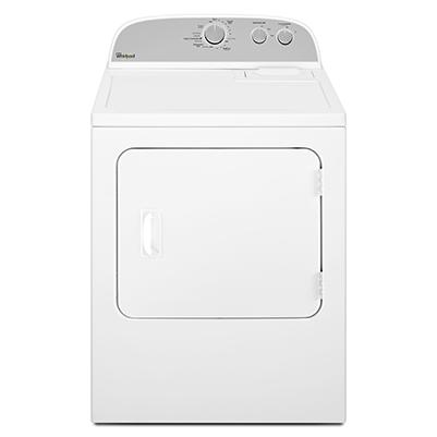 Whirlpool 惠而浦 WGD4815EW ( 瓦斯.左右掀蓋 .110V) 白乾 美製 12kg 乾衣機