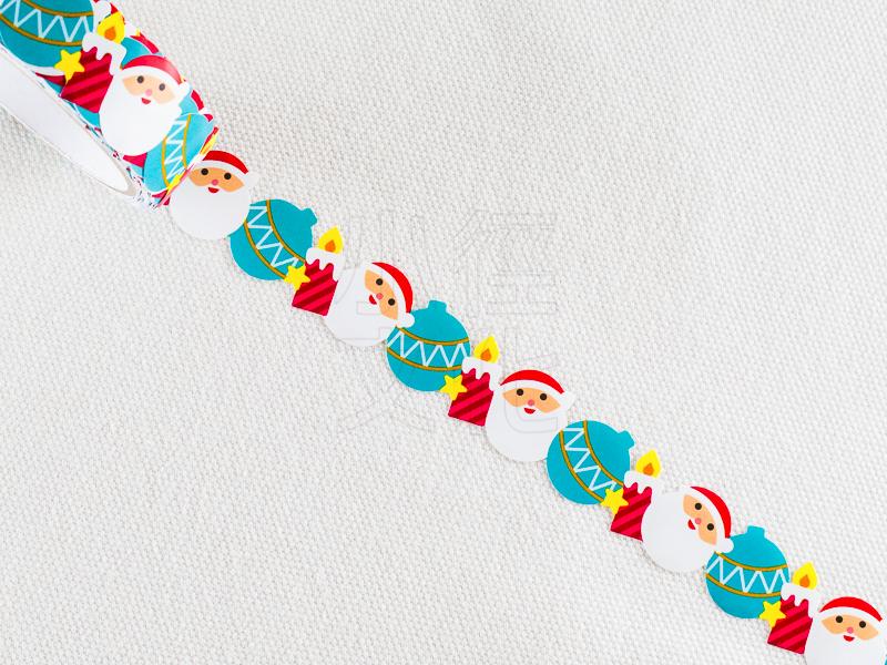 *小徑文化*日本進口 MOYO Lace Tape 系列 - 聖誕節_02 ( Christmas-02 )