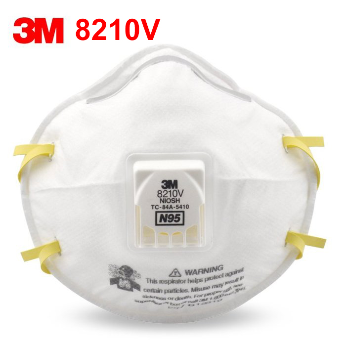 【safetylite安心生活館】《滿899免運、滿千贈禮》3M N95口罩- 閥型舒適 防塵口罩 10個/盒 過濾粉塵 呼吸防護 專利呼氣閥 防異味及防油煙口罩