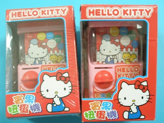 Hello Kitty扭蛋機 凱蒂貓 迷你扭蛋機/一個入 特[#169]~正版授權