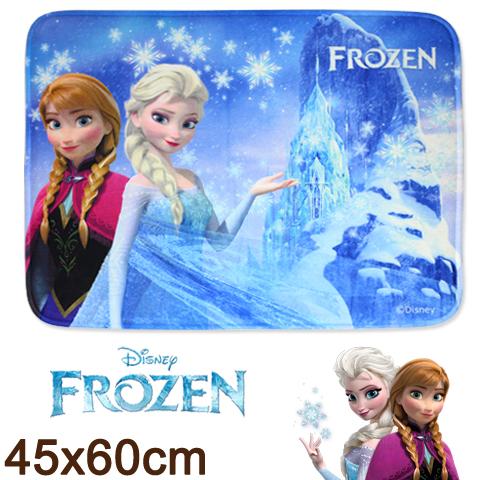 【esoxshop】冰雪奇緣 止滑地墊 冰城款 Disney 迪士尼 FROZEN