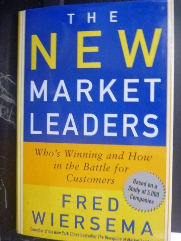 【書寶二手書T9/財經企管_ZBK】The New Market Leaders