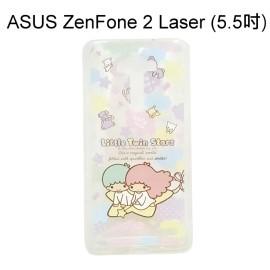 雙子星透明軟殼 [TS3] ASUS ZenFone 2 Laser ZE550KL (5.5吋)【三麗鷗正版授權】