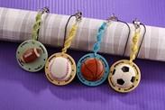 木頭球類吊飾 手工陶瓷 茶壺 德德小品集