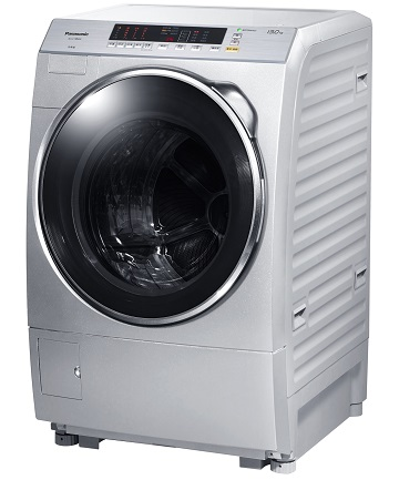 Panasonic 國際牌 13公斤 斜取式洗脫滾筒變頻洗衣機 NA-V130BW ★2015年新品上市!