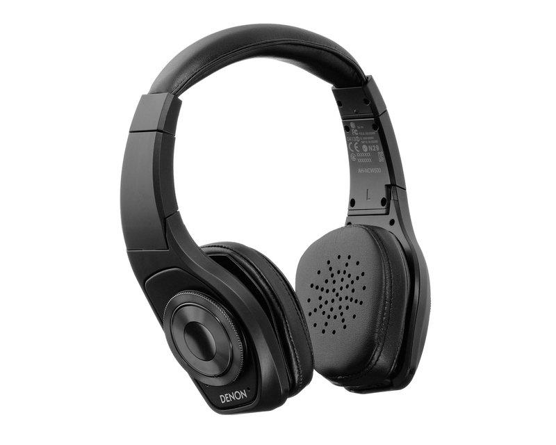 全新 Denon GLOBE CRUISER 台灣保固一年環球旅人 AH-NCW500 耳罩式耳機 攜帶性優異