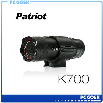 愛國者 K700 - 機車 行車紀錄器