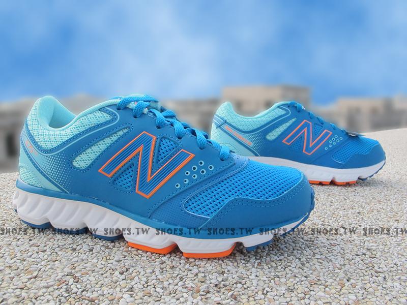 [25.5cm]《超值55折》Shoestw【W675BB2】NEW BALANCE NB 專業慢跑鞋 水藍 透氣布 女款