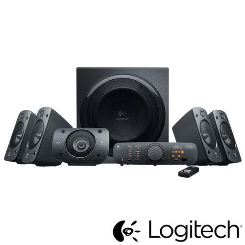 [買就送電影票二張] 羅技 Logitech Z906 5.1聲道 環繞音響 / 喇叭