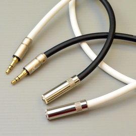 志達電子 CAB020 Canare 3.5mm 耳機延長線(26AWG)(可依需求訂製) HD669 HD668B HD661 升級線