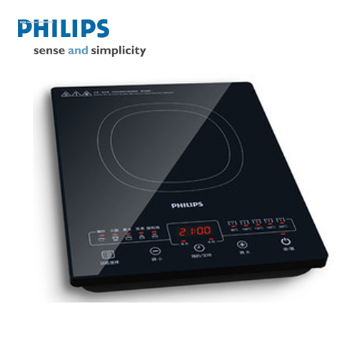 PHILIPS 飛利浦 HD4925 智慧變頻電磁爐 買就送雙層不銹鋼保溫飯盒