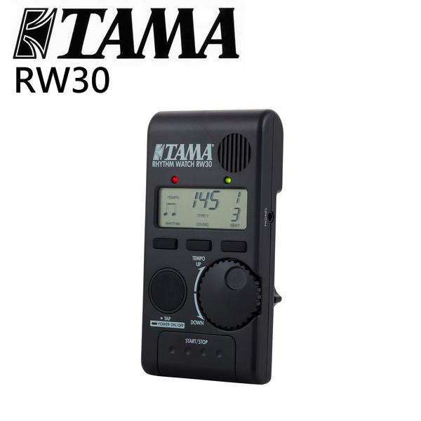 【非凡樂器】原廠公司貨 TAMA RW30 樂手專用鼓節奏機/全方位初學必備節拍器