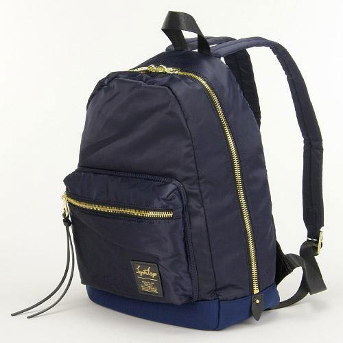 Legato Largo 深藍色 尼龍後背包 日本帶回正版商品