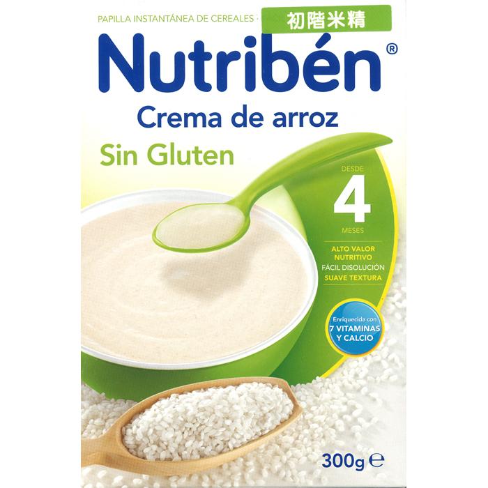Nutriben貝康 - 初階米精 300g