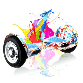 10吋大輪胎智能平衡車 電動滑板車飄移板飄移車小米代步