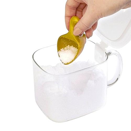 日本製造HACHIMAN喜鵲鳥大小調味匙2入組(咖啡色)