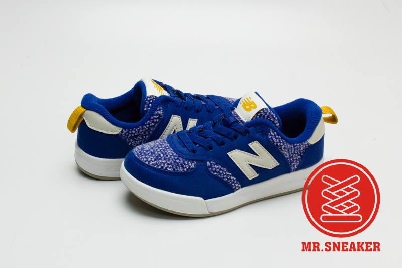☆Mr.Sneaker☆ New Balance CRT300 藍 KIDS 童鞋