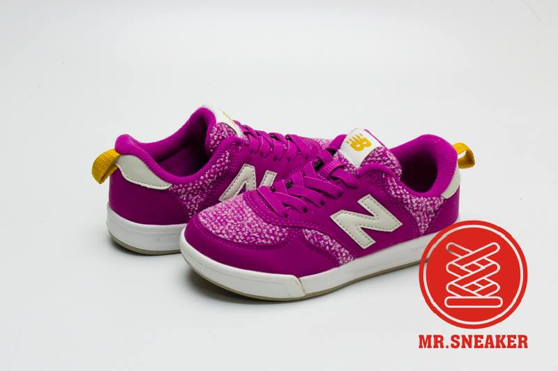 ☆Mr.Sneaker☆ New Balance CRT300 KIDS 粉紅 童鞋