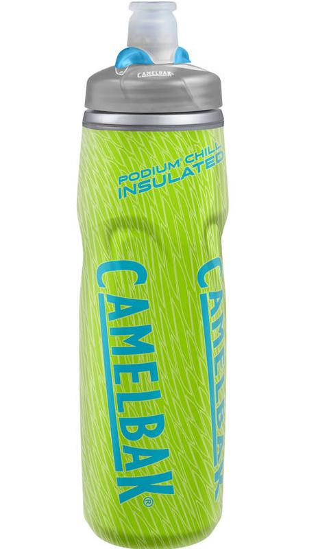 Camelbak 保冷噴射水瓶/運動水壺 CB52447 750ml 苜蓿綠