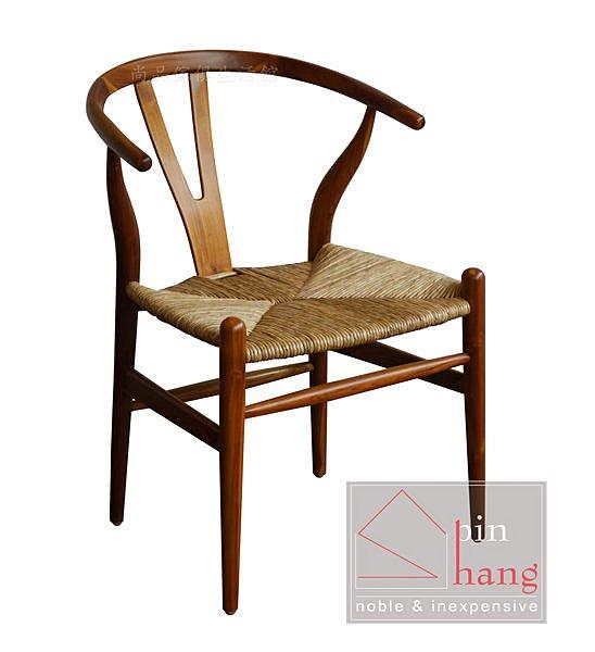 【尚品傢俱】839-05 德島 自然風 Y型餐椅/Y-chair/餐廳椅/休閒椅/休憩椅/樂活椅