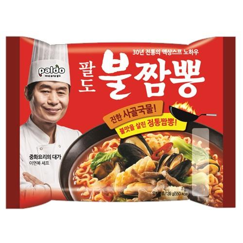 韓國泡麵 Paldo八道 炒碼麵 內銷版 名廚李連福推薦
