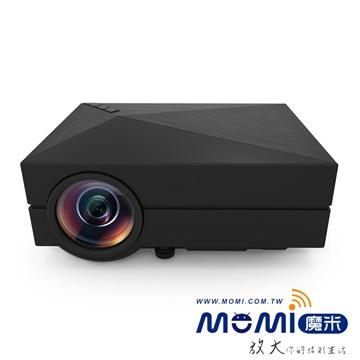 【* 儲存家3C *】MOMI魔米  X800 行動投影機