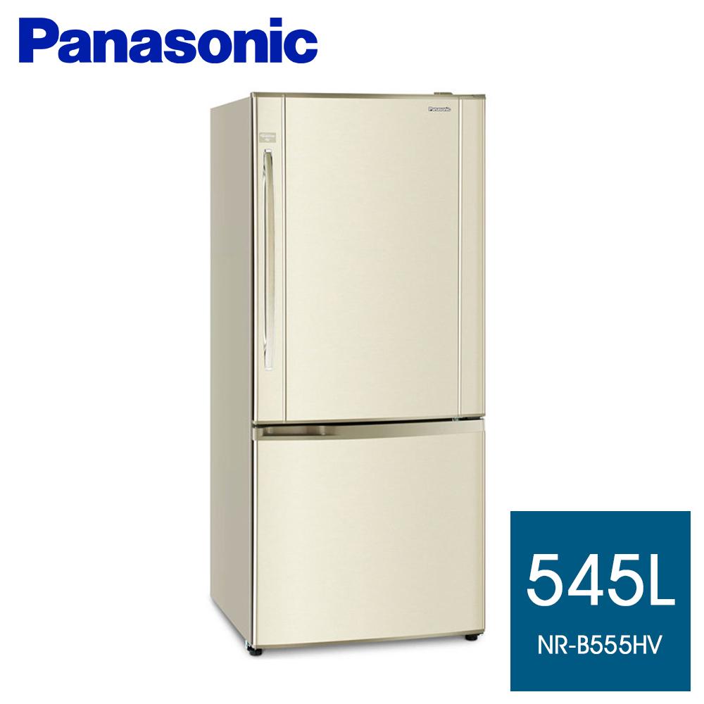 【送10倍點數=9折回饋】國際牌 545公升變頻雙門冰箱【NR-B555HV-N】