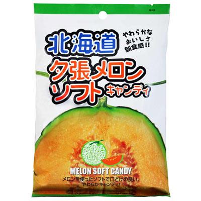 Romance羅曼司北海道哈密瓜軟糖(105g)