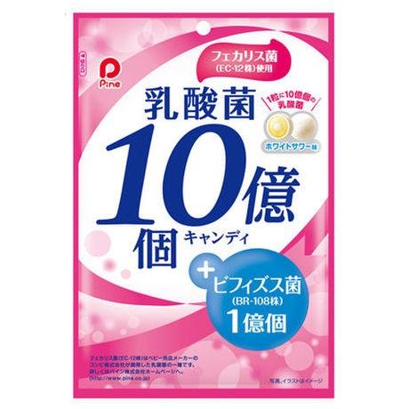 日本糖果 Pine 10億乳酸菌糖
