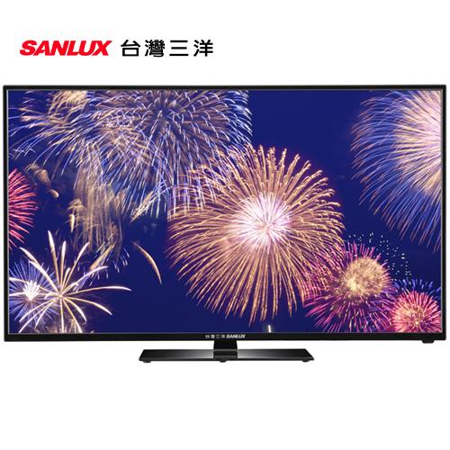 SANLUX 台灣三洋 SMT-K43LE 43型LED背光液晶顯示器